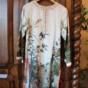 Traditional Pakistani shirt/dress